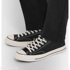 are converse true to size converse men 1970s chuck taylor all star canvas sneakers fits true