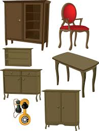 bedroom furniture clipart. furniture clipart free bedroom