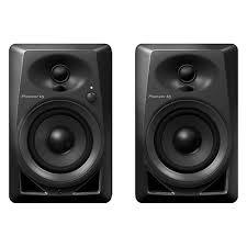 speakers guitar center. pioneer dm-40 4-inch desktop monitor speakers guitar center w