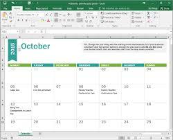 Make Calendar In Excel Make A Calendar With Excel Rome Fontanacountryinn Com