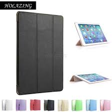 zinghb ultrathin slim fit premium pu leather case for ipad mini 2 3 back transpa smart sleep wake up muli fold stand cover