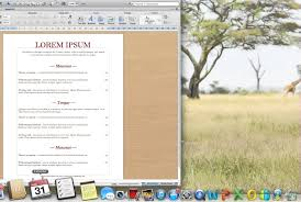 How To Make A Food Menu On Microsoft Word How to make a Menu in MS word YouTube 1