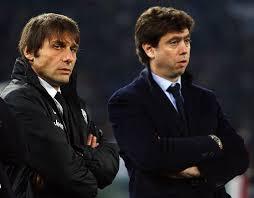 Juventus-Inter: ecco cos'è successo tra Antonio Conte e Andrea Agnelli