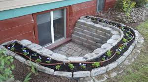 brick basement window wells. Window Well Fence- Now This Is One Treatment I Really Like. Think It Would Add To The Front Of House. Brick Basement Wells