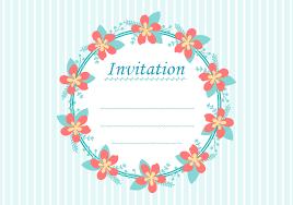 Carte invitation mariage vierge faire part personnalisable mariage. Modeles De Carte D Invitation Vierges Pour Les Evenements Edraw Max Logiciel De Diagramme