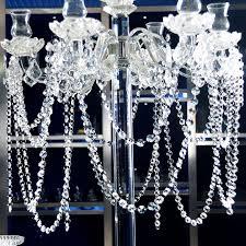 image of choose acrylic chandelier