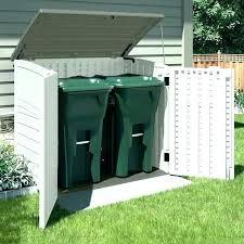 ge can storage trash under sink indoor ideas bins outdoor garbage bin wooden receptacles big cab garbage bin storage
