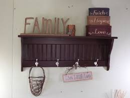 Decorative Coat Racks Wall Mounted Furniture Carpenter Themed Fathers Day Coat Rack Claw Hammer Racks 7