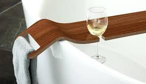teak bathtub tray teak bathtub shapes teak bathtub caddy sharper image teak bathtub tray