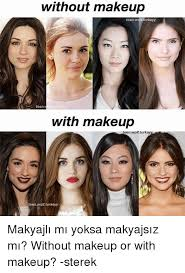 makeup memes and wolf without makeup wolf turkey volt turkoyy
