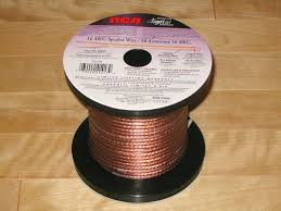 Telephone Cable Gauge Chart Speaker Wire Wikipedia