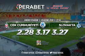 Çekya – Slovakya Uluslar Ligi B Gurubu 1. Guruptan çıkma şansı kalmayan iki  ekibin mücadelesinde Çekya ile Slovakya karşı karşıya geliyor. Guruptan  düşmeme adın…