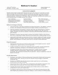 Safety Manager Resume Beautiful 39 Illustration Safety Coordinator Resume
