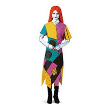 amazon disguise women s the nightmare before sally clic costume clothing