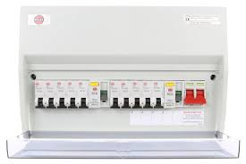 does your mains distribution board look something like this Main Circuit Breaker at Fuse Distribution Box And Main Switch