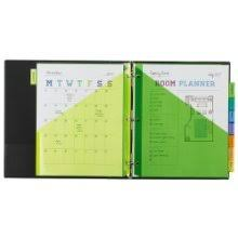 Avery 11901 Template Avery Big Tab Insertable Plastic Dividers 8 Tab Assorted Colors 11901