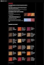 Matrix Demi Permanent Hair Color Chart Matrix Colorinsider New Shades In 2019 Matrix Hair Color