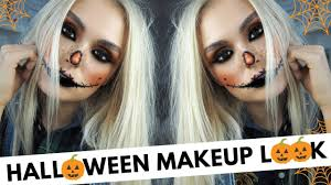 makeup look easy peasy tutorial scarecrow look
