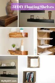 Floating Shelf Design Plans 31 Floating Shelf Plans Ranked Mymydiy Inspiring Diy