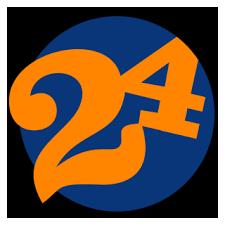File 24th Street Logo Svg Wikimedia Commons