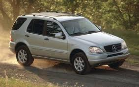 2000 Mercedes-Benz M-Class - Information and photos - ZombieDrive