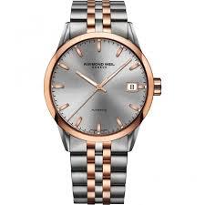 shop men s raymond weil 2740 sp5 65011 lancer watch british raymond weil raymond weil men s rose steel automatic lancer watch