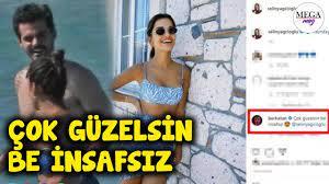 """Berk Atan ile Selin Yağcıoğlu ilk kez görüntülendi   Berk Atan: """"Aşkım  hislerimi anlatıyorum"""" - YouTube"""