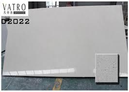 artificial gray quartz kitchen countertop slabs blue color durable and beautiful