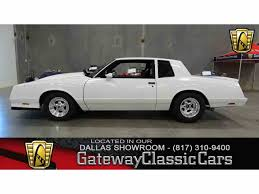 1982 to 1984 Chevrolet Monte Carlo for Sale on ClassicCars.com