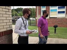 Bossier Elementary book donation in memory of Lori Rhodes - YouTube