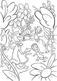 Small Picture Fun Coloring Pages Cat in the Hat Coloring Pages Dr Seuss