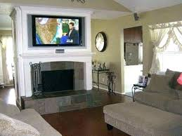 mounting tv above fireplace ideas over the fireplace over fireplace wall mount plasma install support how