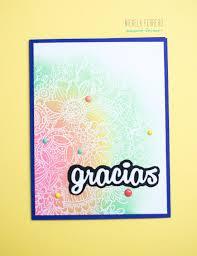 tarjeta de agradecimientos agradecimiento micaela ferrero