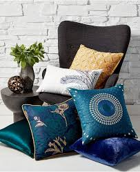 Jewel Tone Decorative Pillows