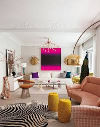 Living Room Designed By Aliau0027s Living Pink Studio. Love How The Original  Moldings, Kitchen Tiles And Other Architectural Details Have Been  Scrupulously ...