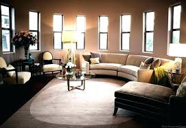 half circle rug semi circle rug semi circle rug half circle couch living room contemporary with