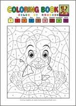 Free color by number coloring pages. Free Printable Coloring Pages Myhomeschoolmath