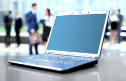 Laptop office desk Mobile Phone Similar Images Megapixl Thin Laptop On Office Desk Stock Photo 17842293 Megapixl