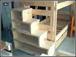 Bunk Bed Stairs Plans Bunk Bed Stairs Plans Free Bunk Bed Plans