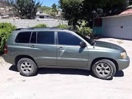 Used Car | Toyota Highlander Honduras 2005 | Toyota Highlander ...