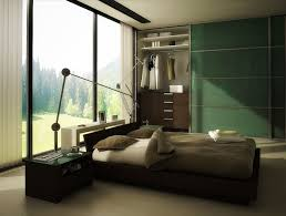 forest green with earthy brown