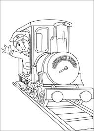 Small Picture Coloring Page Postman pat coloring pages 14