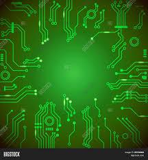 Motherboard Design Circuit Board Green Vector Photo Free Trial Bigstock