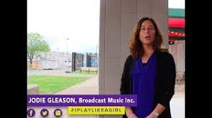 Jodie Gleason of Broadcast Music Inc. Speaks about PLAG - YouTube