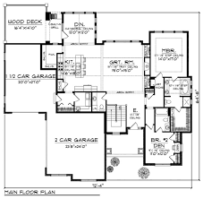152 Best House Plans 18002200 Sq Ft Images On Pinterest 2200 Sq Ft House Plans
