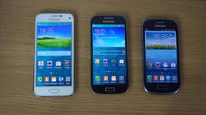 samsung galaxy s3 vs s4. samsung galaxy s5 mini vs. s4 s3 - review youtube vs t