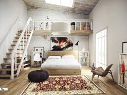 Loft Bedroom Design Beautiful Bedrooms Perfect For Lounging All Day