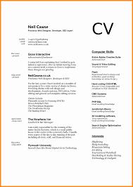 50 Inspirational Computer Skills Resume Example Resume Writing