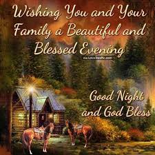 Beautiful Evening Quotes With Images Best of Wishing You And Your Family A Beautiful Evening Pictures Photos