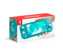 Nintendo Switch Lite Console, Turquoise ...
